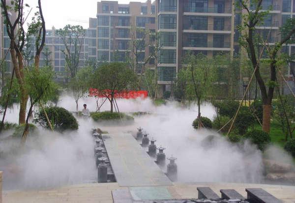 悄悄告诉你喷雾降尘设备在使用过程中常见的小毛病都有哪些