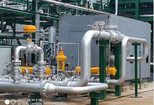 重庆天然气净化分厂膨胀机发电项目