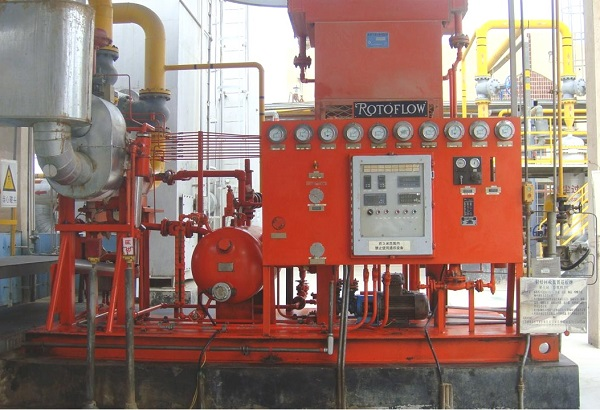 RotoFlow膨胀机国产化及维修