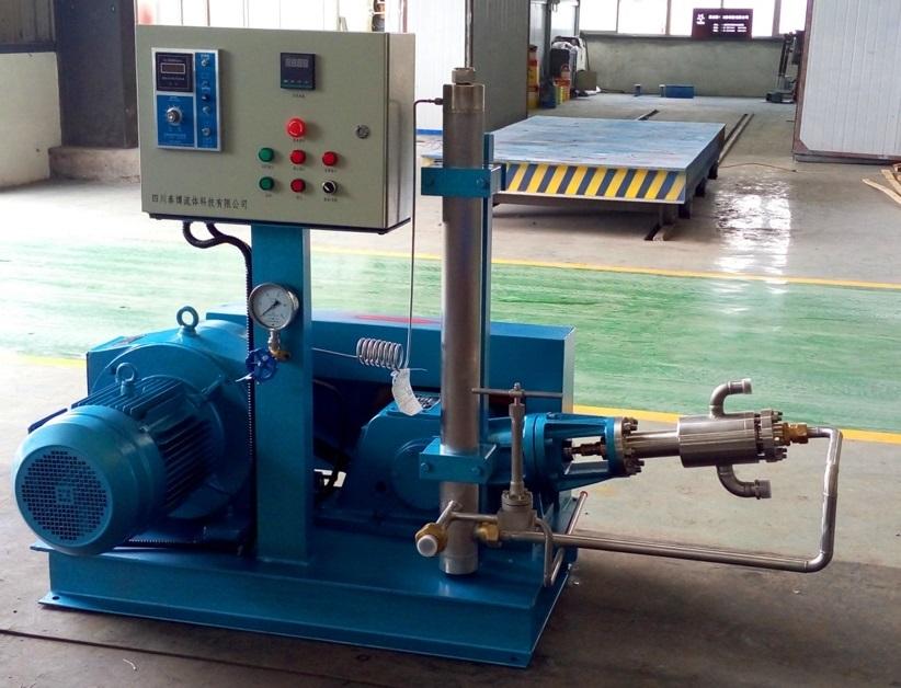 河北低温泵-低温往复泵