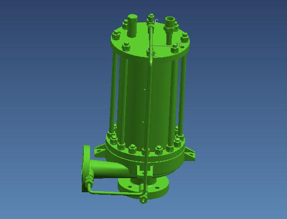 低温泵-无轴封电泵