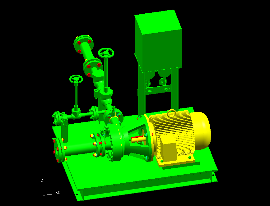 低温泵-LNG转注泵