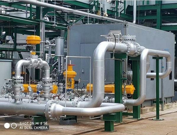 能量回收膨胀机组