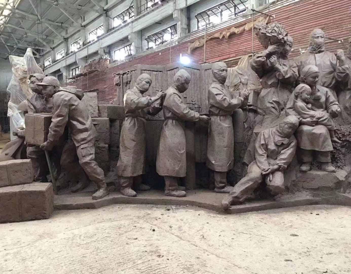 成都铸铜雕塑设计