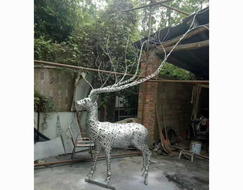 成都金属雕塑