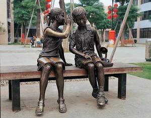 成都校园雕塑设计
