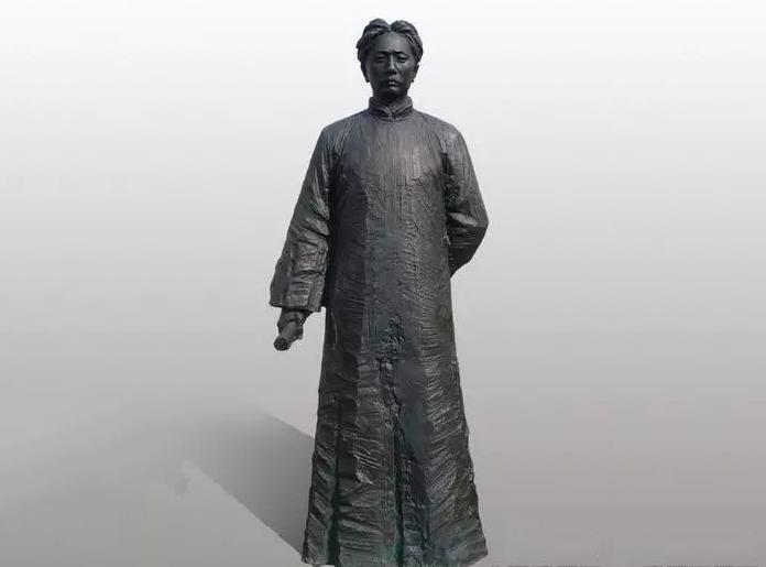 铸铜雕塑案例
