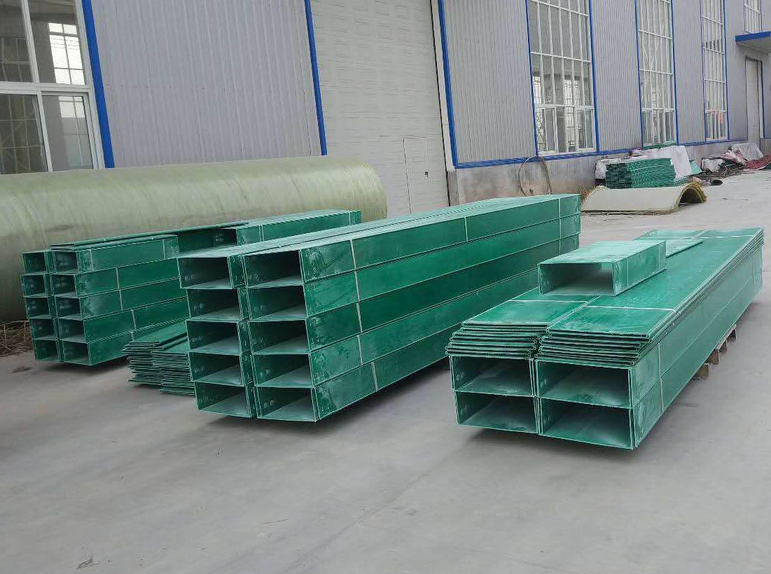 自贡玻璃钢桥架厂家