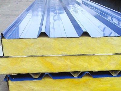 彩钢复合板优点