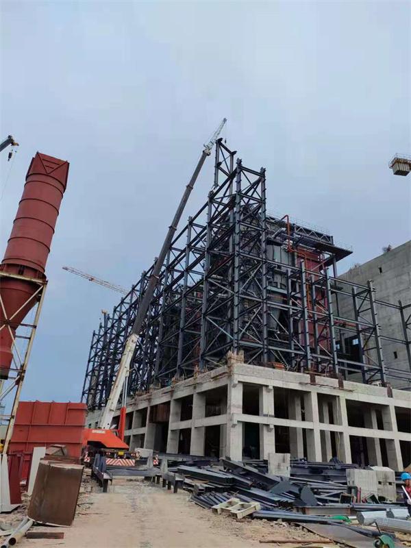 钢结构工程安装