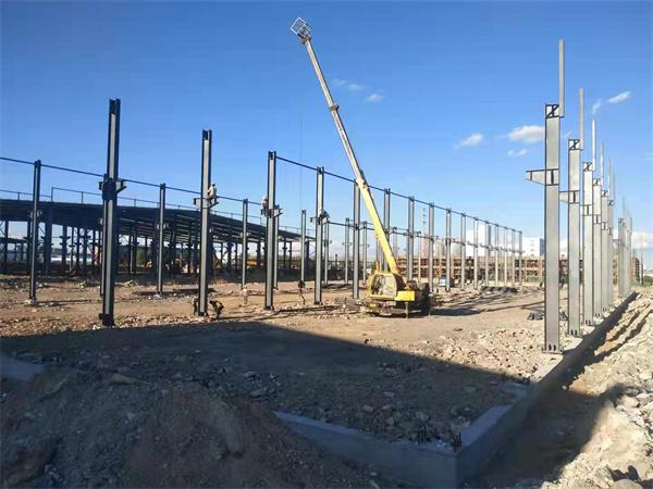 钢结构厂房建设工程