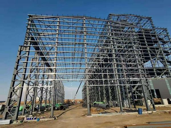 钢结构施工过程温度作用仿真分析