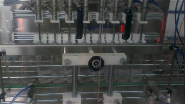 灌装封口生产线