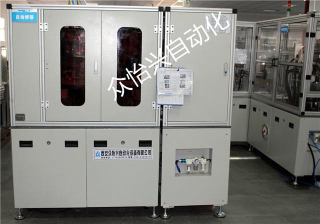 西安激光焊接机加工技术的优势及特点