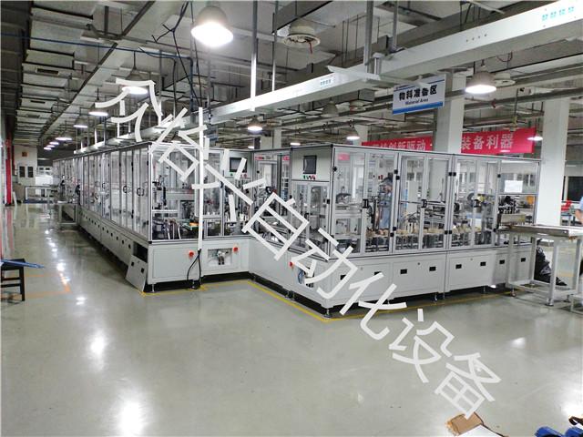 全自动仪器组装生产线