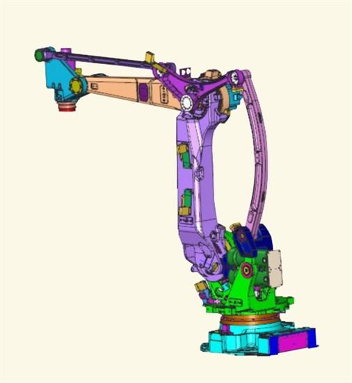 工业机械手推进注塑工业自动化的发展进程