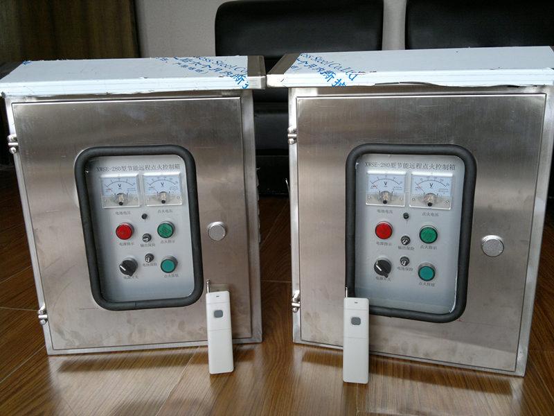 兰州ZYSE-280节能自动点火控制箱