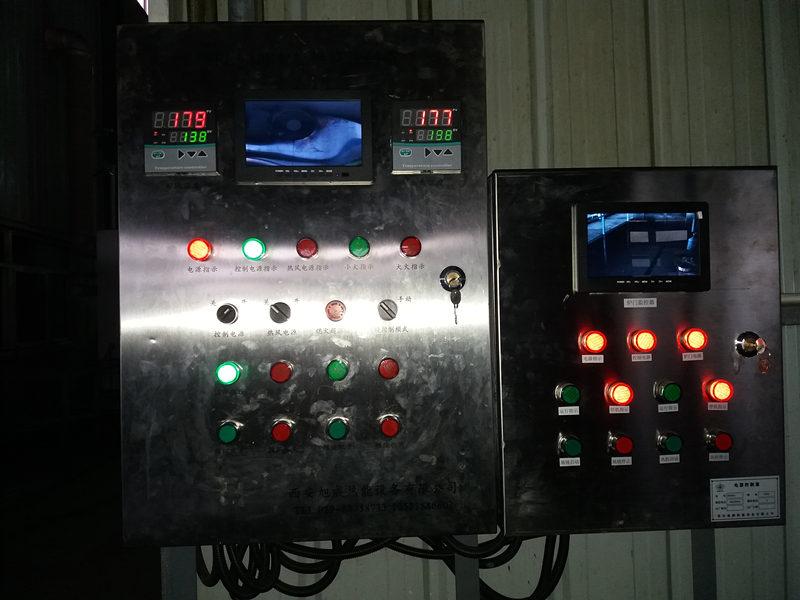 热风炉安装案例