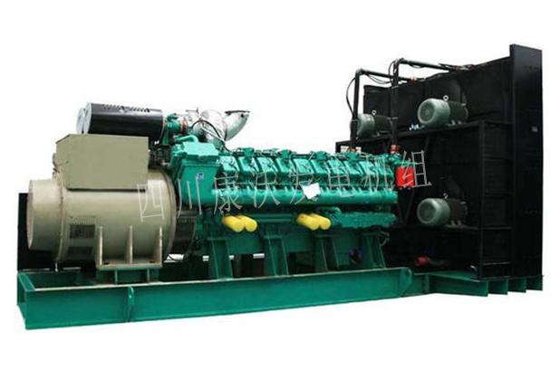 2400KW发电机组