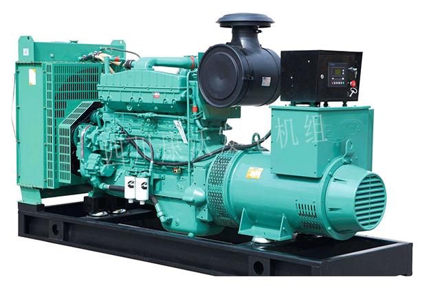 500KW发电机组
