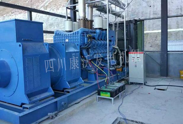 工厂用发电机组