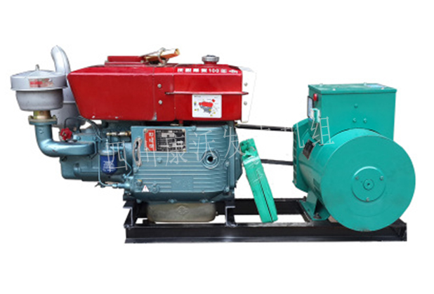 成都发电机组-单缸柴油发电机组