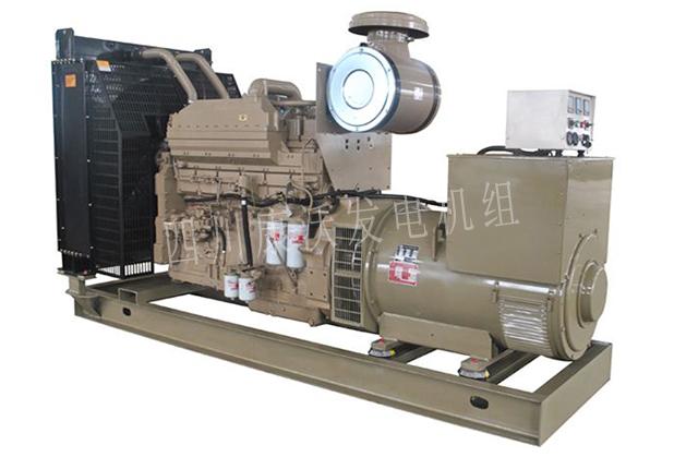 300KW发电机组
