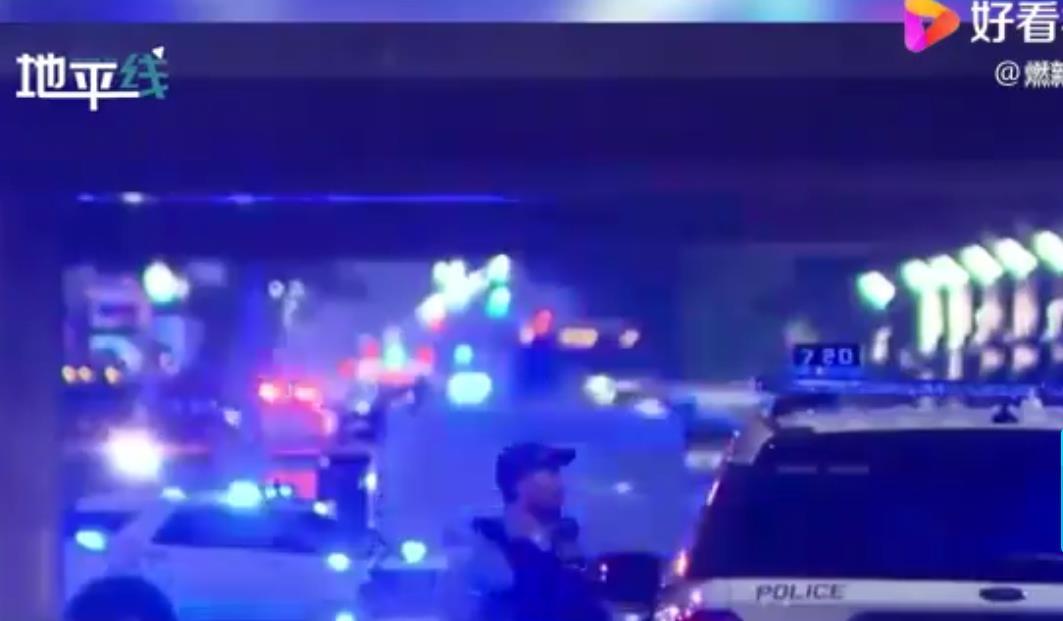 芝加哥暴力夜12小时内45人遭枪击 其中4人死亡