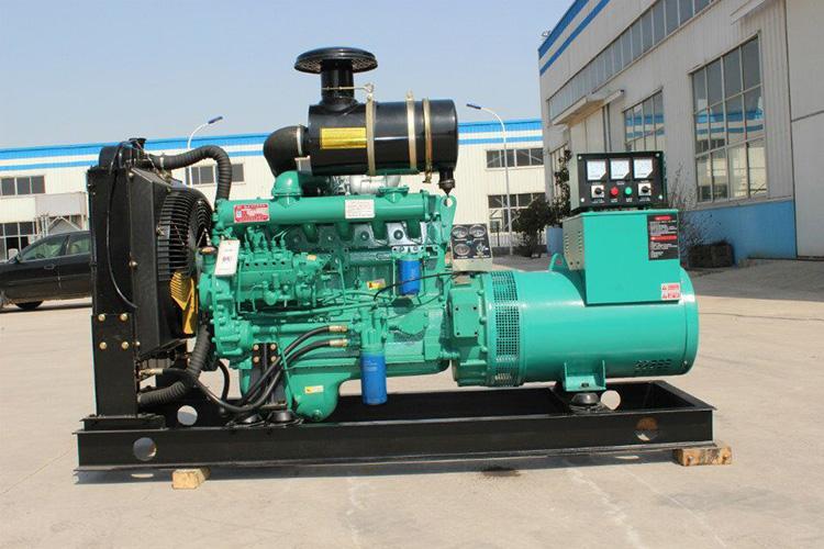 成都发电机组常见的故障和处理方法