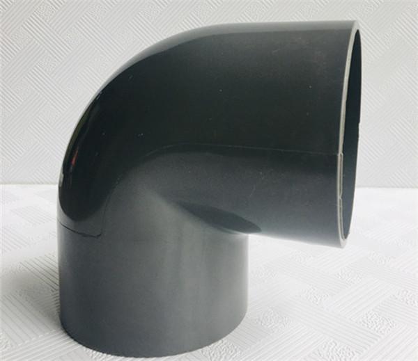 PVC90度弯头