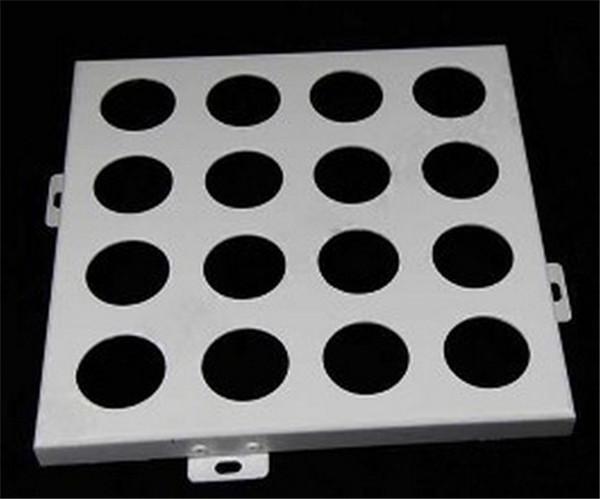 跟随河南鑫泰铝业编辑一起去了解下穿孔铝单板需要满足哪些特殊要求吧
