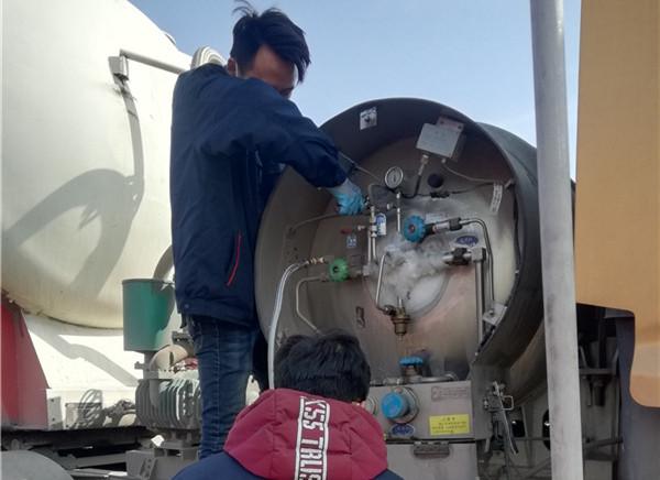 使用LNG车辆有哪些优势呢?陕西腾顺特种设备检测的小编告诉你