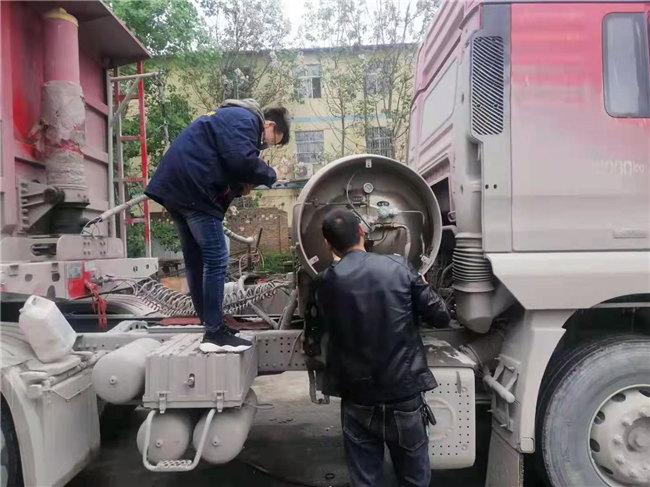 西安车载气瓶检验