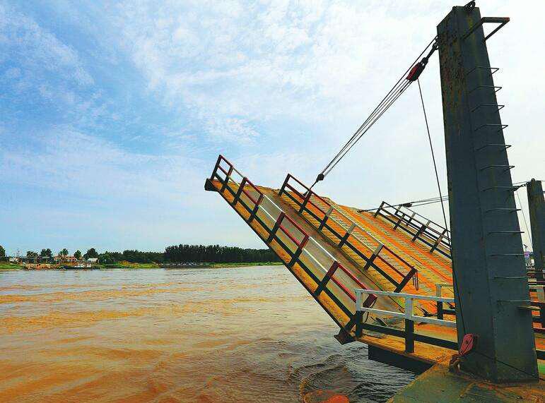 四川贝雷桥桥梁竣工三点测量内容有哪些?达通告诉你