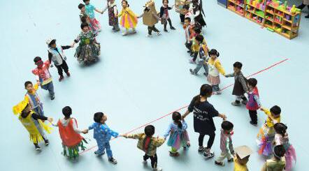 從幼兒園開始,讓超前教育慢下來