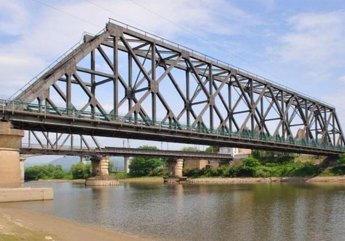 成都钢便桥安装