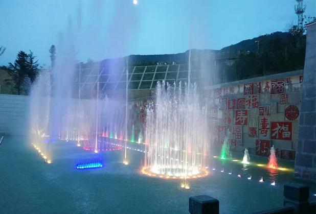 嘉耀喷泉设计