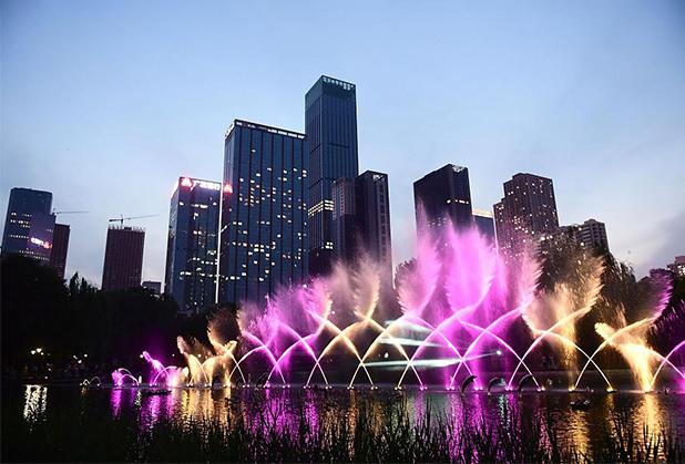 如何处理喷泉水泵泄漏?四川水景灯光秀设计公司告诉你