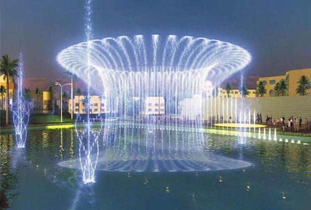 嘉耀喷泉与您分享常见喷泉故障及解决措施,赶紧get