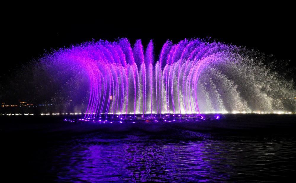 四川音乐喷泉公司告诉你水景观,小创意,大惊喜!