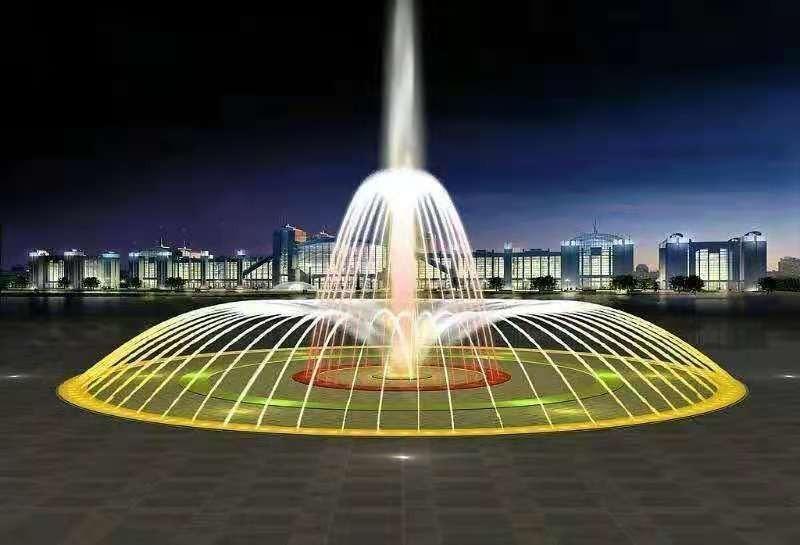音乐喷泉设备生产厂家告诉你音乐喷泉是怎么工作的?
