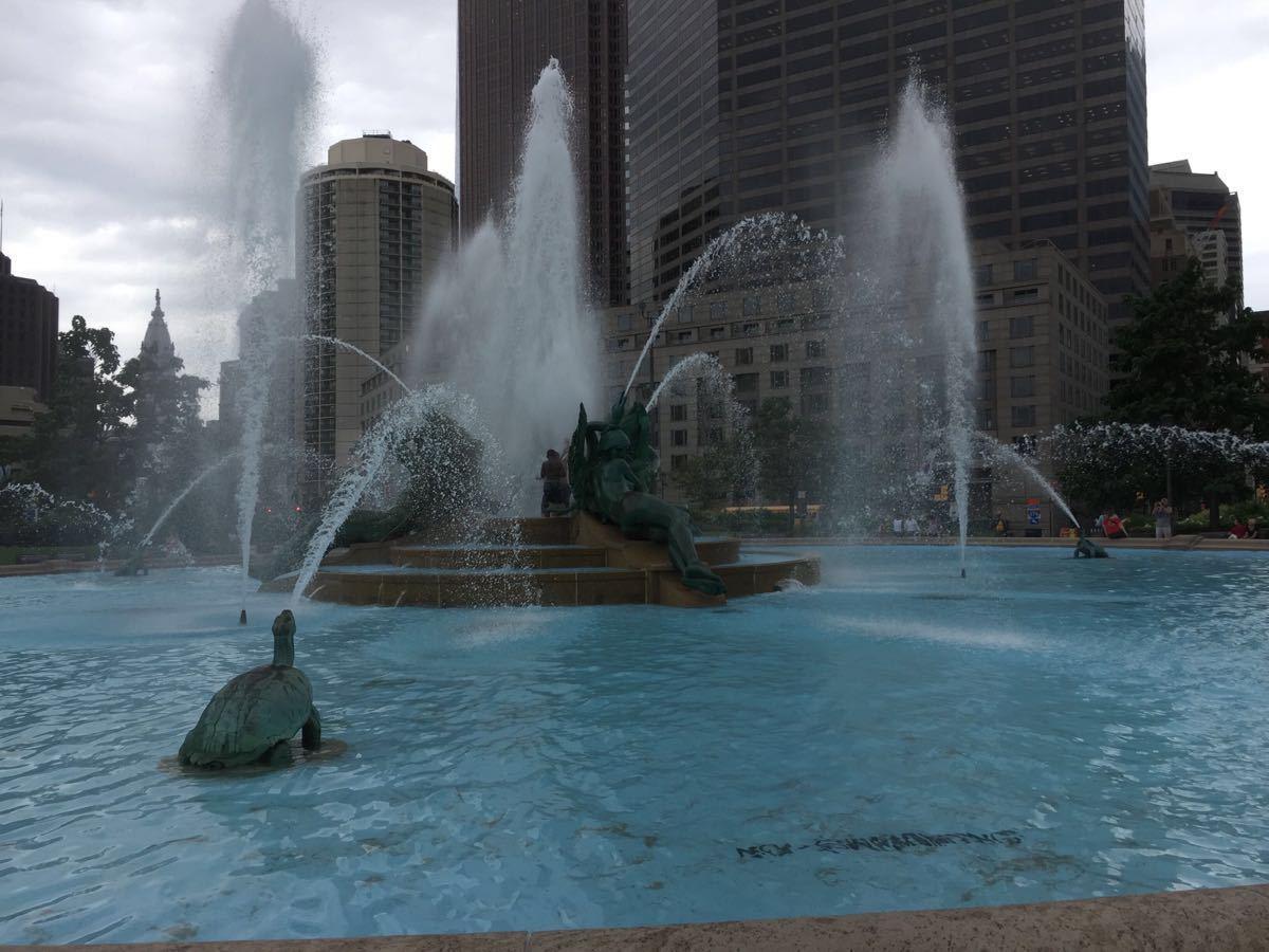 四川喷泉在园林景观中的作用及功能,你了解吗?