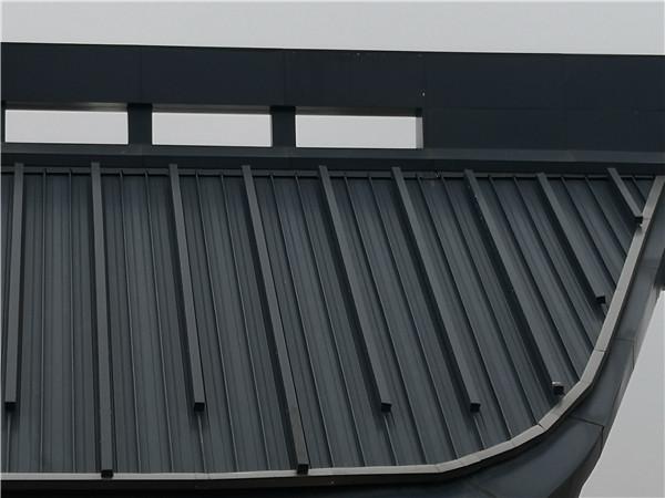 钛锌板屋面
