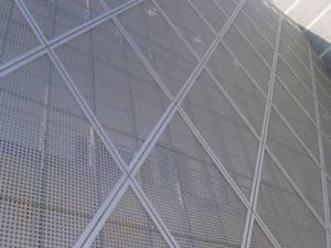陕西金属幕墙安装