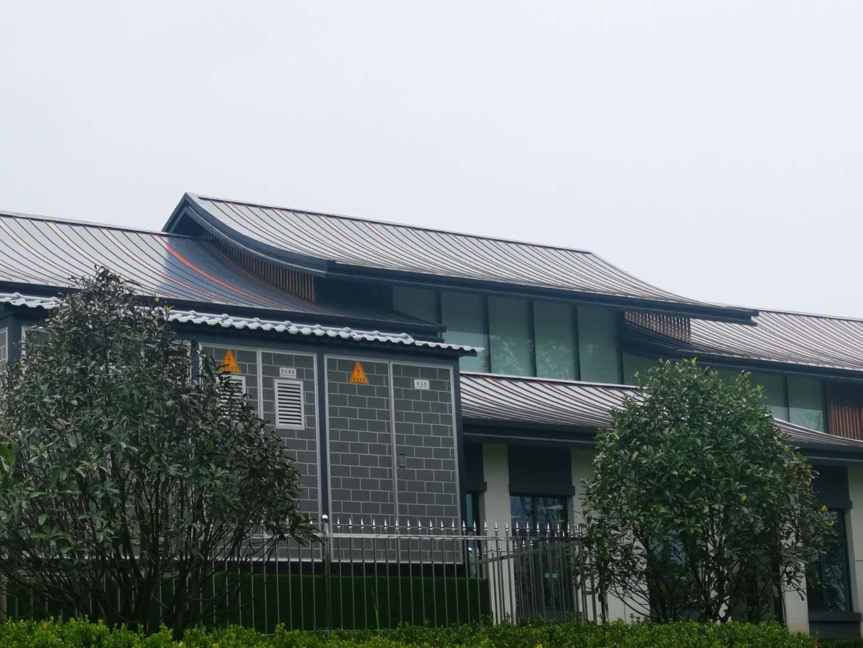汉华原山·国际温泉度假区365bet体育直播铝单板项目