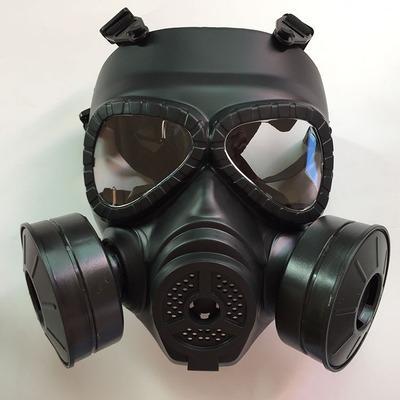 防毒面具的清洁维护你都学会了吗?有以下6点!
