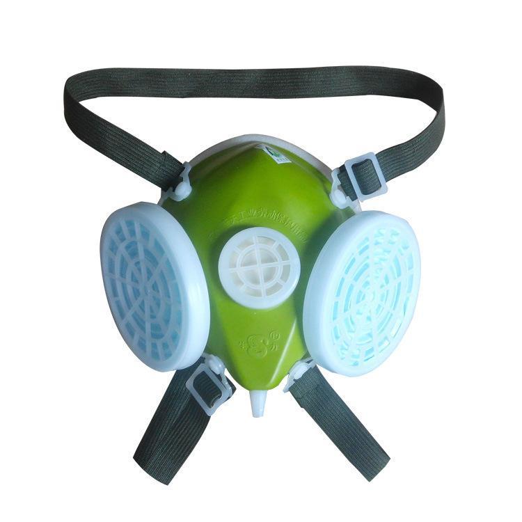 如何正确的佩戴防毒面具?以及很好的进行使用?