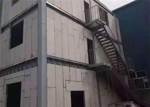 西安隔墙板房屋案例