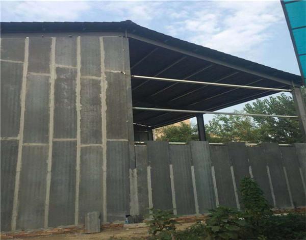 LCP陶粒隔墙板房屋案例