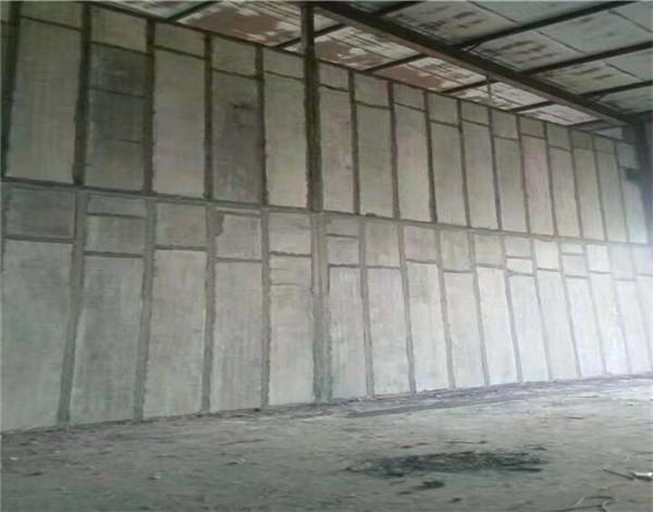 陶粒轻质隔墙板施工